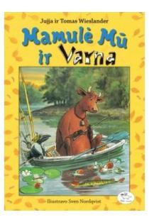 Mamulė Mū ir Varna | Jujja Wieslander, Sven Nordqvist