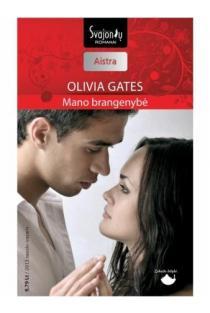 Mano brangenybė (Aistra) | Olivia Gates