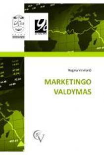 Marketingo valdymas | Regina Virvilaitė