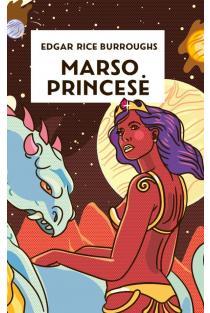 Marso princesė | Edgar Rice Burroughs