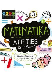 Matematika ateities išradėjams. STEM | Catherine Bruzzone, Jenny Jacoby, Sam Hutchinson