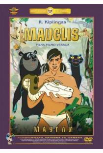 Mauglis (DVD) | Animacinis filmas