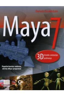 Maya 7 trimatės animacijos pradmenys (su CD) | Dariush Derakhshani
