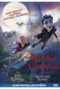 Mažasis vampyras (DVD) |