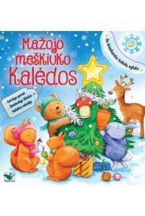 Mažojo meškiuko Kalėdos (kerintys garsai, šviečiantys žibintai, kalėdinė melodija) |