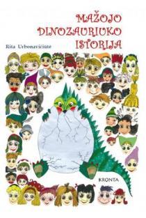 Mažojo dinozauriuko istorija | Rita Urbonavičiūtė