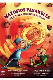 Mažosios pasakėlės. Lietuviška animacija vaikams (DVD) | Animacija