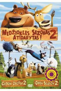 Medžioklės sezonas atidarytas! 2 (DVD) | Matthew O'Callaghan, Todd Wilderman