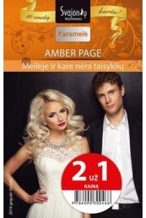 Meilėje ir kare nėra taisyklių (Karamelė) (2 už 1 kainą) | Amber Page