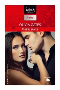 Meilės įkaitė (Aistra) | Olivia Gates