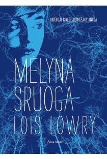 "Mėlyna sruoga (antroji ciklo ""Siuntėjas"" dalis) | Lois Lowry"