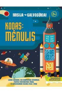 Misija: galvosūkiai. Kodas: mėnulis | Dr. Gareth Mooore