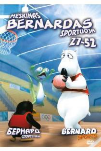 Meškinas Bernardas sportuoja (27-52 serijos) (DVD) |