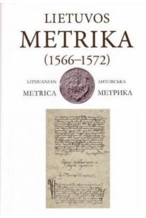 Lietuvos Metrika knyga. Knyga Nr. 49 (1566-1572)  