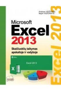 Microsoft Excel 2013 | Antanas Vidžiūnas, Miglė Vidžiūnaitė