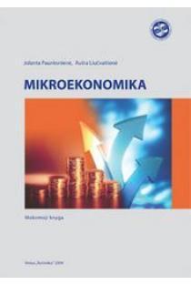 Mikroekonomika | J. Paunksnienė, A. Liučvaitienė