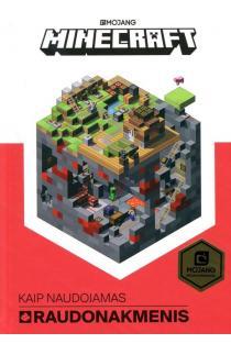 Minecraft. Kaip naudojamas raudonakmenis |