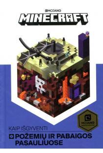 Minecraft. Kaip išgyventi Požemių ir Pabaigos pasauliuose |