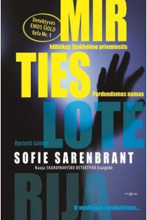 Mirties loterija | Sofie Sarenbrant