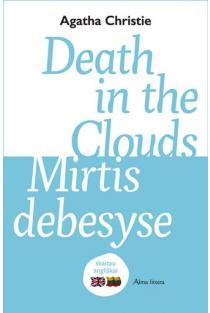 Death in the clouds. Mirtis debesyse. Skaitau angliškai | Agatha Christie
