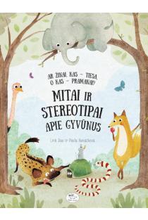 Mitai ir stereotipai apie gyvūnus | Paula Hanačkova
