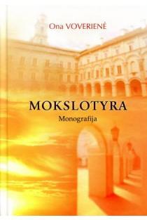 Mokslotyra | Ona Voverienė