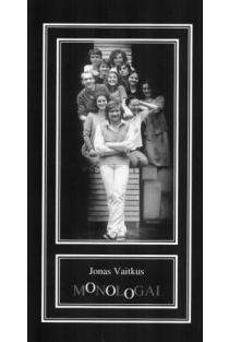 Monologai | Jonas Vaitkus