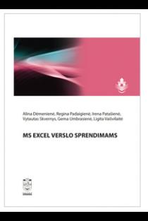MS Excel verslo sprendimams | Alina Dėmenienė, Regina Padaigienė ir kt