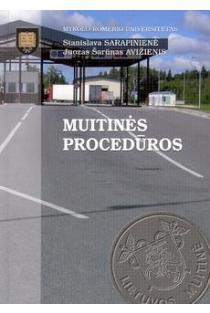 Muitinės procedūros | S. Sarapinienė, J.Š.Avižienis