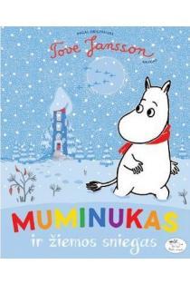 Muminukas ir žiemos sniegas | Tove Jansson