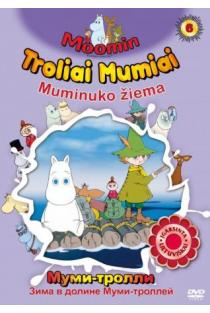 Troliai Mumiai. Muminuko žiema (DVD) |