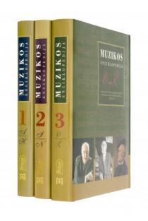 Muzikos enciklopedija, I-III tomai | Autorių kolektyvas