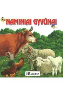 Naminiai gyvūnai. Išlankstoma knygelė |