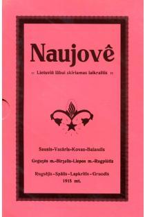 Naujovė. Lietuvių labui skiriamas laikraštis | Vydūnas