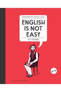 (Ne)paprasta anglų kalba. English is not easy | Luci Gutiérrez
