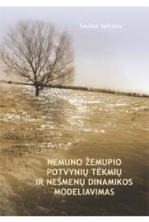 Nemuno žemupio potvynių tėkmių ir nešmenų dinamikos modeliavimas | Saulius Vaikasas