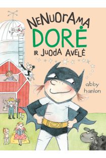 Nenuorama Dorė ir juoda avelė | Abby Hanlon