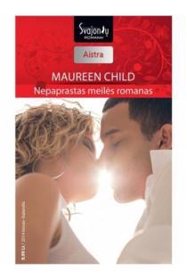 Nepaprastas meilės romanas (Aistra) | Maureen Child