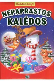 Kalėdinė istorija. Nepaprastos Kalėdos |