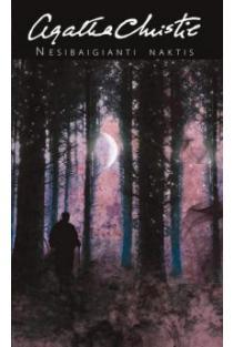 Nesibaigianti naktis | Agatha Christie