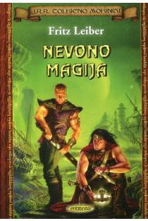 Nevono magija (Serija J. R. R. Tolkieno mokiniai, 5 tomas) | Fritz Leiber
