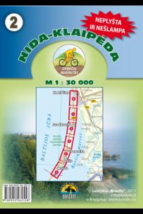 Nida - Klaipėda 1:30000  