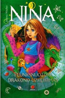 Nina. Plunksnuotojo drakono užkeikimas | Moony Witcher