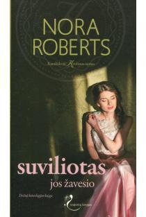 Suviliotas jos žavesio (3 knyga) | Nora Roberts