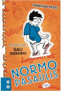 Normo pasaulis: atsargiai! Gali suerzinti! (2-oji knyga) | Jonathan Meres