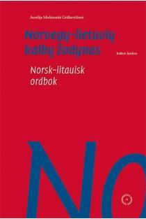 Norvegų-lietuvių kalbų žodynas = Norsk-litauisk ordbok |
