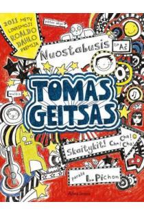 Nuostabusis Tomas Geitsas | Liz Pichon