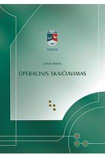 Operacinis skaičiavimas | Jonas Rimas