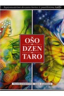 Ošo dzen taro. Transcendentinis Dzen žaidimas (knyga ir kortos) |