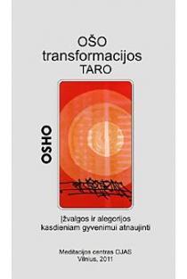 Ošo transformacijos taro (knygelė ir kortos) | Osho